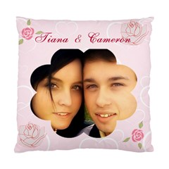 Tiana By Rebecca Cosgrove   Standard Cushion Case (two Sides)   7fky8xtlbzvy   Www Artscow Com Back