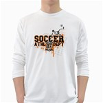 soccer athlete department design Long Sleeve T-Shirt