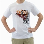 extreme power skills design custom White T-Shirt