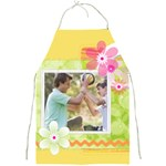 flower - Full Print Apron