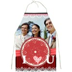 love wedding - Full Print Apron
