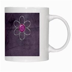 Purple By Vanya   White Mug   332pba72mm5n   Www Artscow Com Right