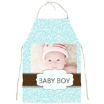 baby boy - Full Print Apron