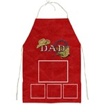Fathers Day Apron - Full Print Apron