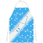 My Precious Angel Boy apron - Full Print Apron