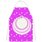 My Baby Girl apron - Full Print Apron