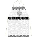 Bride Full Print Apron