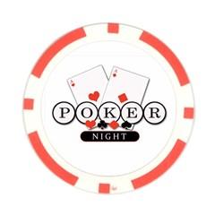 Sharpie Poker Night Black By Jenny   Poker Chip Card Guard   Ur046361k16t   Www Artscow Com Back