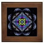 Fractal Art: May011-001 Framed Tile