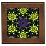 Fractal Art: May011-002 Framed Tile