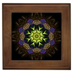 Fractal Art: May011-003 Framed Tile