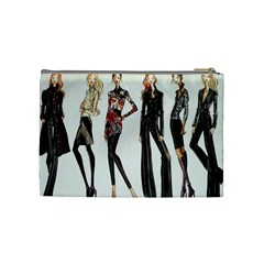 Etc Cosmetic Bag Fall 2011 Group 5 By Lori Cronican   Cosmetic Bag (medium)   Ph4xofqxi23k   Www Artscow Com Back