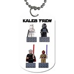 Kaleb s Dog Tag - Dog Tag (Two Sides)