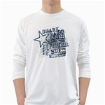 shark park big riders design Long Sleeve T-Shirt