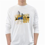 queen breakers breakout design Long Sleeve T-Shirt