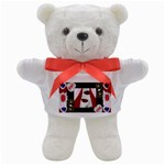 Jeweled Love Teddy Bear