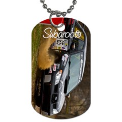 Noble By Jennifer Majszak   Dog Tag (two Sides)   Px8nku62n9zs   Www Artscow Com Back