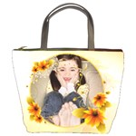 flower kids - Bucket Bag