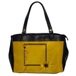 nostalgie bag - Oversize Office Handbag