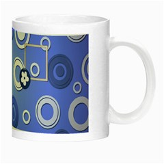 Blue  n White Mug By Elena Petrova   Night Luminous Mug   Oih3f9wg5tn1   Www Artscow Com Right