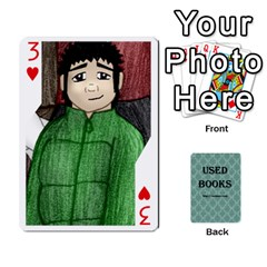 Ub Cards By Vickie Boutwell   Playing Cards 54 Designs   Uq8ulw93o2jd   Www Artscow Com Front - Heart3