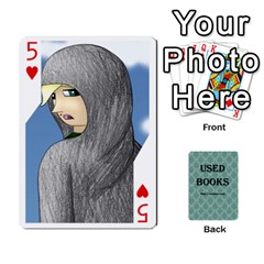Ub Cards By Vickie Boutwell   Playing Cards 54 Designs   Uq8ulw93o2jd   Www Artscow Com Front - Heart5