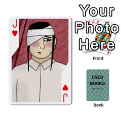 Jack Ub Cards By Vickie Boutwell   Playing Cards 54 Designs   Uq8ulw93o2jd   Www Artscow Com Front - HeartJ