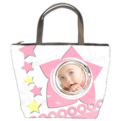 Baby Girl   Bucket Bag By Carmensita   Bucket Bag   Tiy9ksp5meev   Www Artscow Com Front