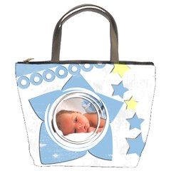 Baby Boy   Bucket Bag By Carmensita   Bucket Bag   Grpxc78k9hka   Www Artscow Com Front