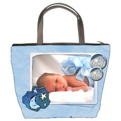 Baby Boy   Bucket Bag By Carmensita   Bucket Bag   Grpxc78k9hka   Www Artscow Com Back