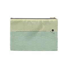 Cosmetic Bag 02 By Deca   Cosmetic Bag (medium)   4cis1fiambf1   Www Artscow Com Back