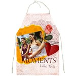 moments - Full Print Apron