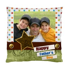 Dad By Joely   Standard Cushion Case (two Sides)   E9ypvj93noml   Www Artscow Com Front