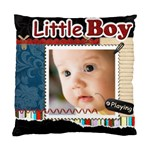 little boy - Standard Cushion Case (Two Sides)