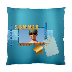 Summer By Joely   Standard Cushion Case (two Sides)   82zhe6orm6q6   Www Artscow Com Back