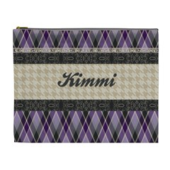 Kimmi Xl Cosmetic Bag By Klh   Cosmetic Bag (xl)   Jdzgcks58mpb   Www Artscow Com Front