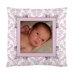 Baby Girl 2 Sided Cushion Case By Klh   Standard Cushion Case (two Sides)   Skfxa84r3duh   Www Artscow Com Front