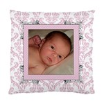 Baby Girl 2 Sided Cushion Case - Cushion Case (Two Sides)