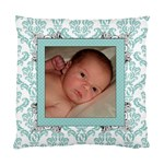 Baby Boy 2 Sided Cushion Case - Cushion Case (Two Sides)