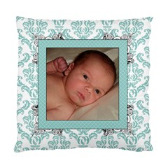 Baby Boy 2 Sided Cushion Case By Klh   Standard Cushion Case (two Sides)   Ku6tzhh3xcg5   Www Artscow Com Back