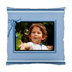 Pretty Blue cushion (2 sided) - Standard Cushion Case (Two Sides)