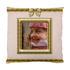 Elegant Cushion Case (2 Sided) By Deborah   Standard Cushion Case (two Sides)   Fyluhe15smy8   Www Artscow Com Front