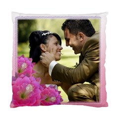 Pretty As A Picture Cushion Case (2 Sided) By Deborah   Standard Cushion Case (two Sides)   Uote972vki1e   Www Artscow Com Front