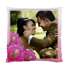 Pretty As A Picture Cushion Case (2 Sided) By Deborah   Standard Cushion Case (two Sides)   Uote972vki1e   Www Artscow Com Back