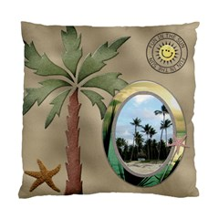 Fun In The Sun 2 Sided Cushion Case By Lil    Standard Cushion Case (two Sides)   Or2zpp62wngi   Www Artscow Com Front