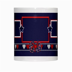 My Country Mug 1 By Lisa Minor   White Mug   Mjagbcrkndct   Www Artscow Com Center