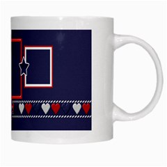 My Country Mug 1 By Lisa Minor   White Mug   Mjagbcrkndct   Www Artscow Com Right