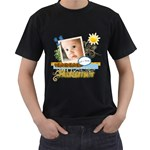 summer - Men s T-Shirt (Black)