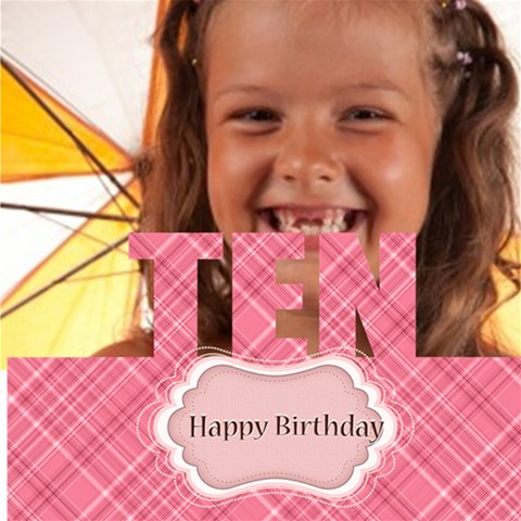 Happy Birthday By Joely   Scrapbook Page 12  X 12    Fi4nphceko9r   Www Artscow Com 12 x12 Scrapbook Page - 1