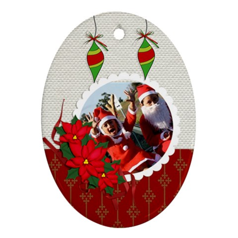 Ornament Oval9 By Jennyl   Ornament (oval)   Skp0t7socrn9   Www Artscow Com Front